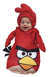 Angry Birds Costumes for Kids, Babies and Adults!