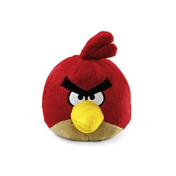 Angry Birds Plush With Sound [5 Inches]